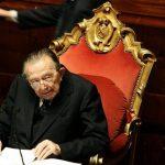Falleció el ex primer ministro italiano Giulio Andreotti. Foto/ AP