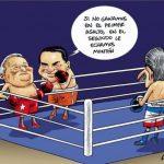 La ridiculización del poder llega al CCESV