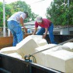 Al contrabando que ya existe ahora se eliminan las revisiones sanitarias en las fronteras a lácteos que ingresan legales. foto edh