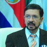El ministro de Seguridad rechazó sus supuestas declaraciones y dijo que fueron malinterpretadas. Foto EDH / Archivo