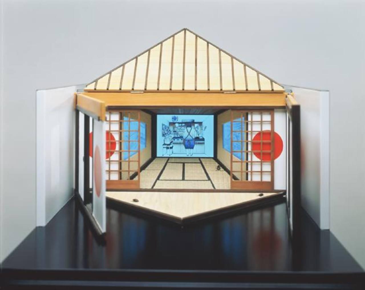 Japanese Little Kitchenes una de las propuestas de los artistas expositores. Foto EDH /
