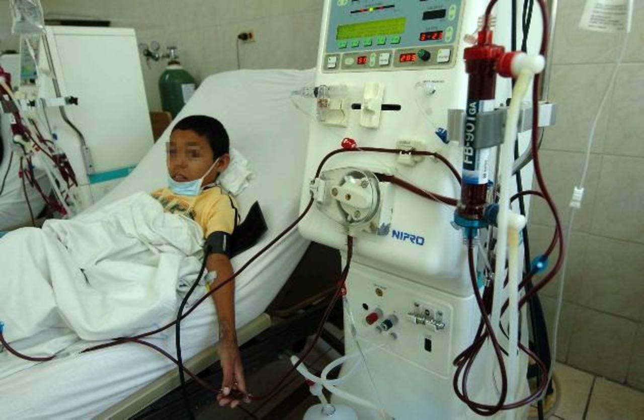 Muchos niños sufre de discriminación por parte del personal médico, según estudio de la ONG Intervida. foto EDH / archivo