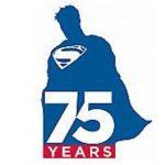 Superman estrena nuevo logo por sus 75 años