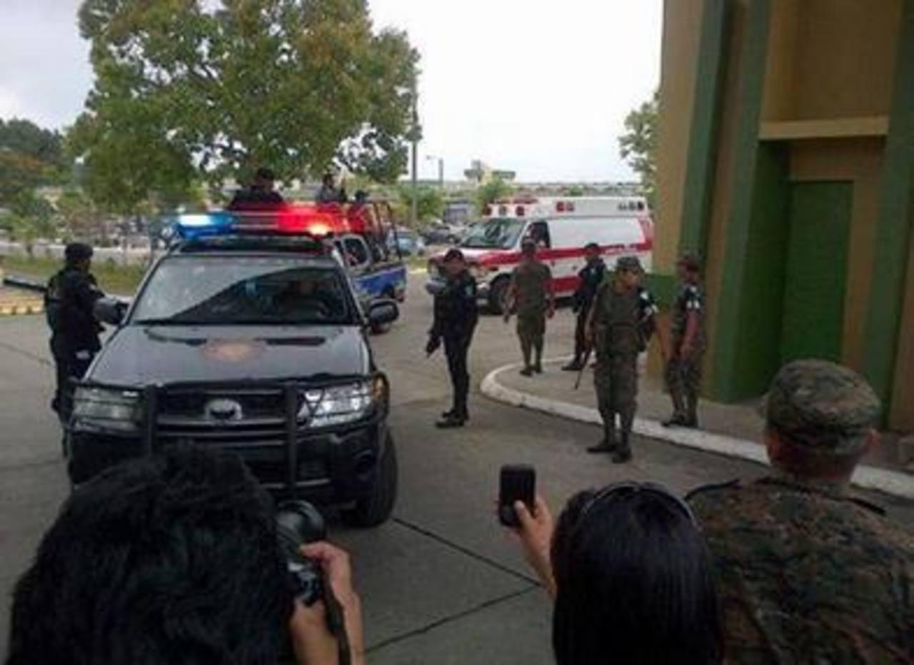 Alfonso Portillo fue extraditado a EE.UU.
