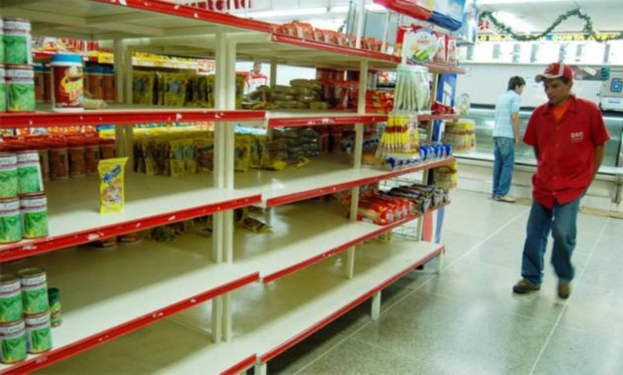 En solo cuatro meses el precio de los alimentos en Venezuela aumentó 16.2 %. foto edh /archivo