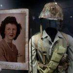 El diario está exhibido en el Museo Nacional de la Segunda Guerra Mundial, Nueva Orleans. Foto/ AP