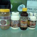 Estos son los fármacos contaminados que fueron identificados. FOTO EDH/ Y. Cáceres