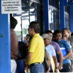 Hacienda recaudó más en renta que de IVA. Foto edh