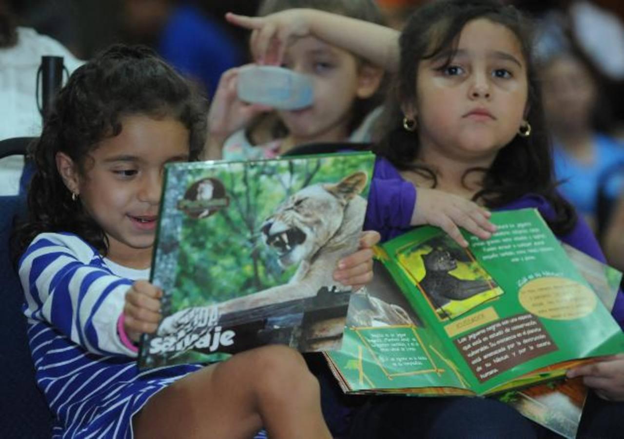 """La venta de """"Vida salvaje"""" servirá para la conservación de especies en extinción. Foto EDH / lissette monterrosa"""