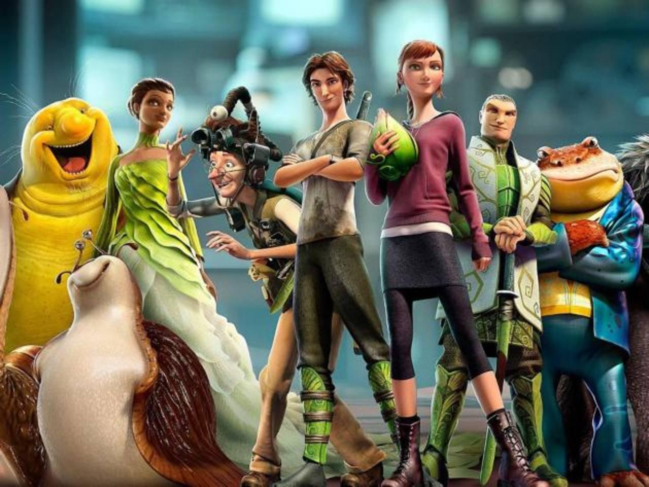 La nueva cinta animada garantiza 102 minutos de aventura y emoción para toda la familia.