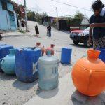 Sin agua 11 municipio este fin de semana