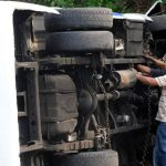 Los accidentes viales generan 12 millones de dólares en costos de atención médica en los hospitales del país. FOTO EDH Archivo.