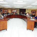 En la mayoría de sesiones de Corte Plena de los últimos meses no se ha logrado la presencia de los 15 magistrados. foto edh / archivo
