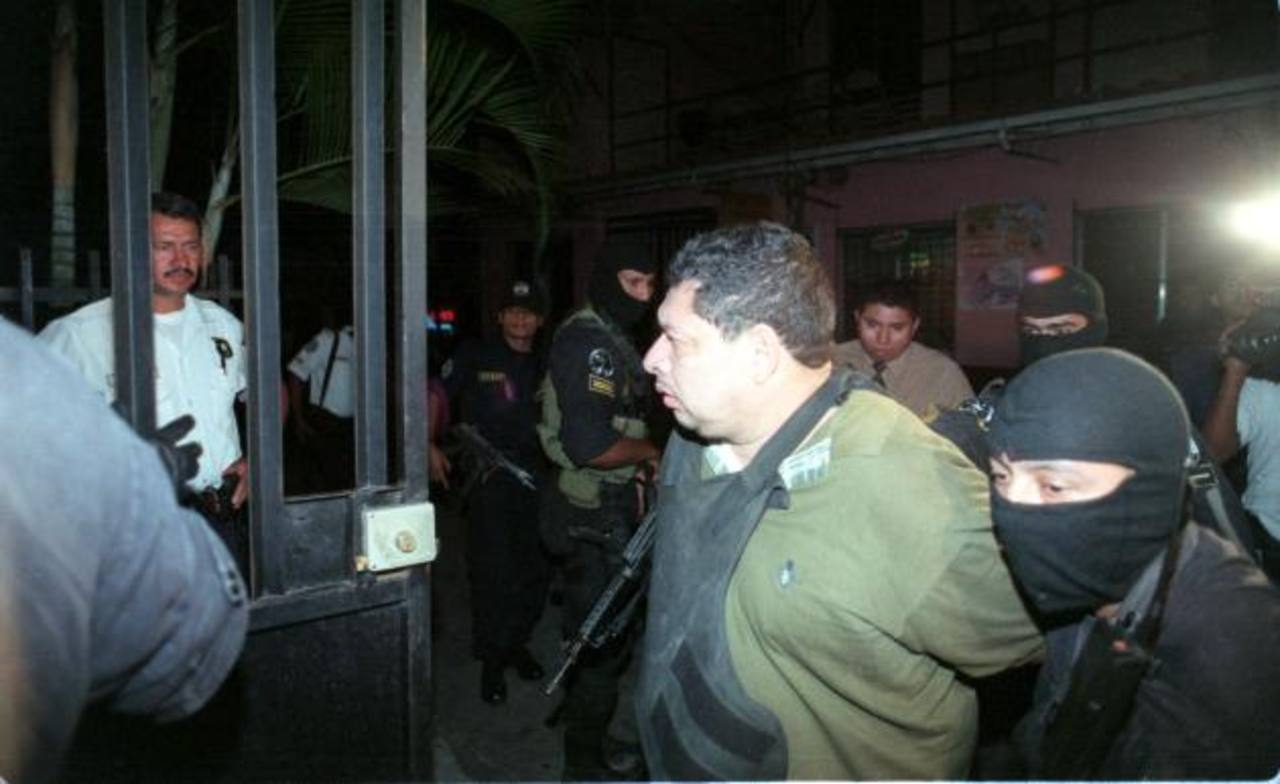 Miguel Ángel Pozo Aparicio fue condenado a 30 años de cárcel por una masacre en Ilopango en 1996. Foto EDH / archivo