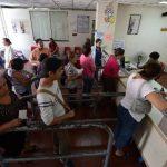 La medida se debe al desabastecimiento e incumplimiento de acuerdos de parte del Gobierno . FOTO EDH/ARCHIVO