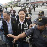 Alfonso Portillo (c), de 61 años, se convirtió en el primer exjefe de Estado guatemalteco en ser entregado a la justicia estadounidense. foto edh / reuters