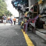 El remarcado en los puestos de la calle inició la semana pasada. Finalizará hasta el próximo miércoles. Foto EDH / Milton Jaco