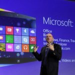 Windows 8 contribuyó a la disminución en las ventas de computadoras personales, según algunas empresas. foto EDH/ ap