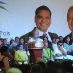 Evento del candidato efemelenista se realizó en el Cifco.