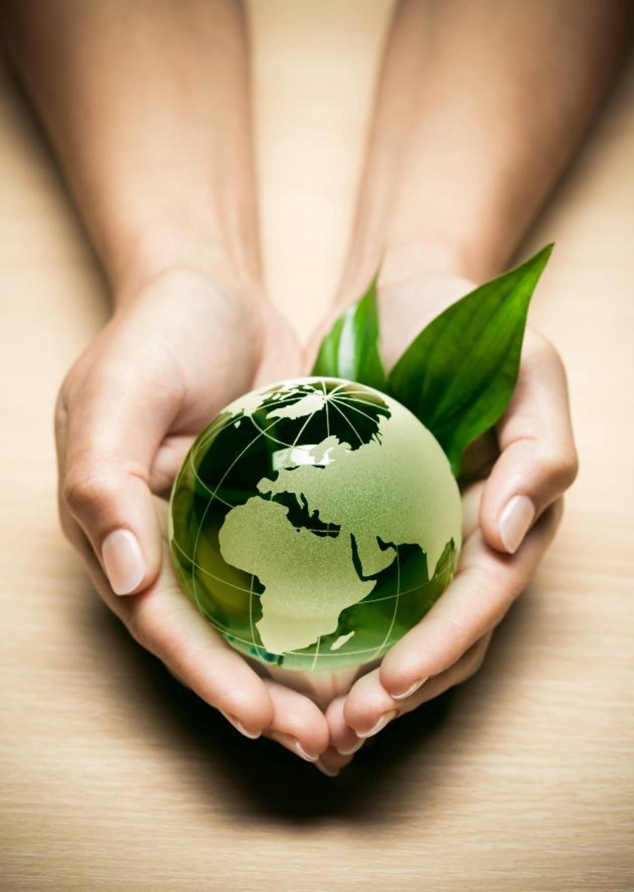 Pensar y ahorrar por el medio ambiente