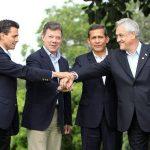 foto: expansión/ crédito de fotoEnrique Peña Nieto junto a otros representantes de países latinoamericanos.