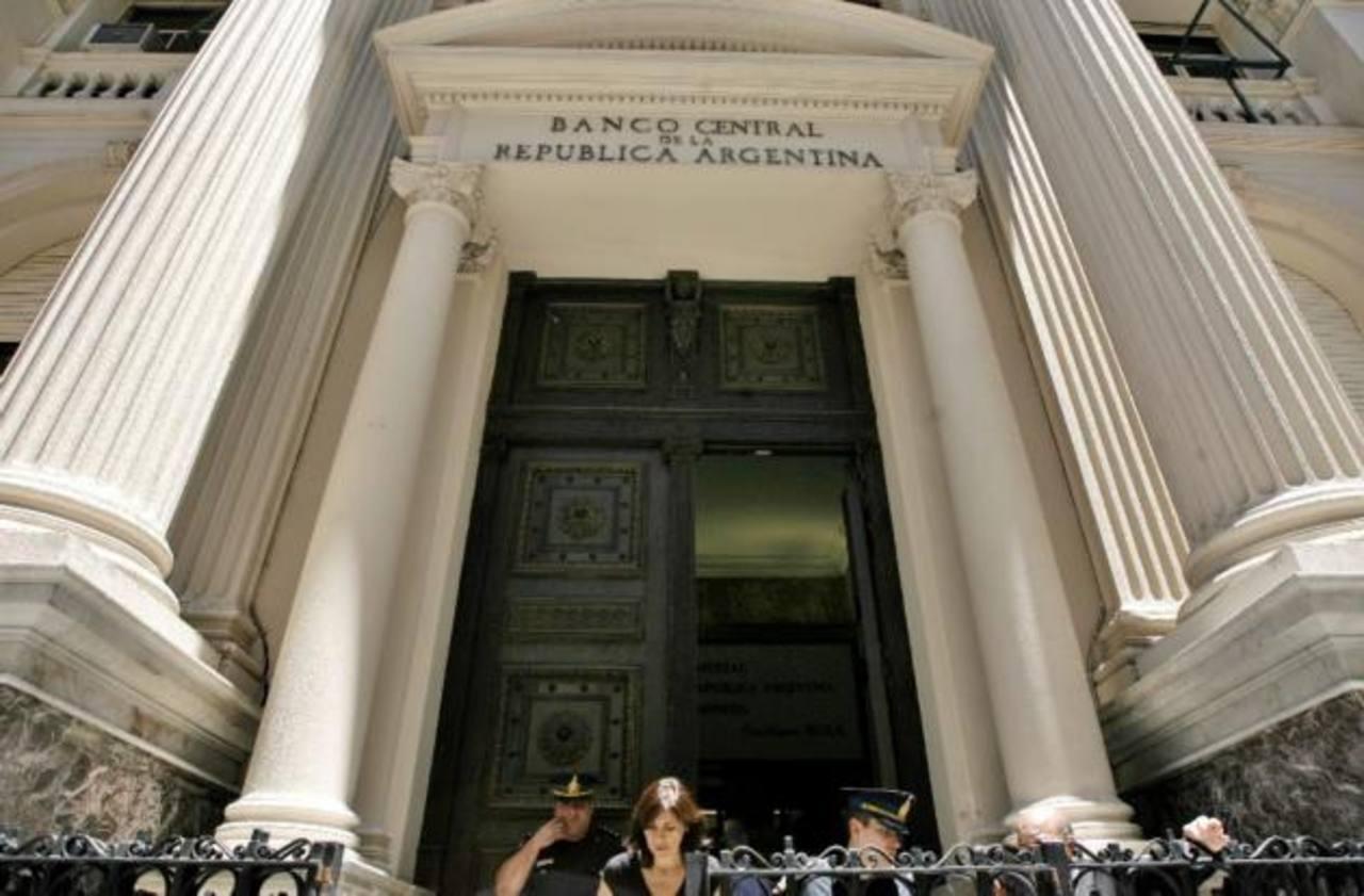 Argentina: reservas del Banco Central se desploman
