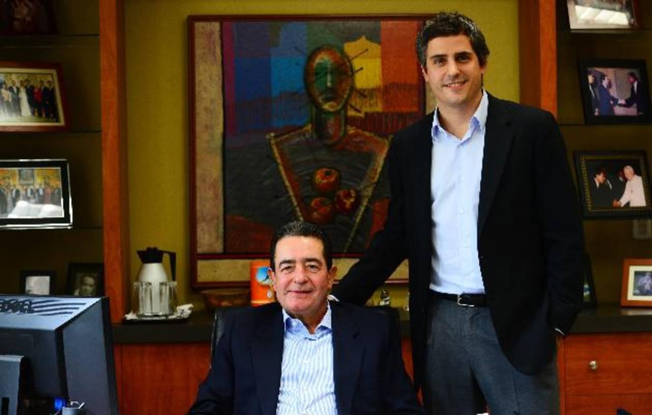 Francisco Calleja y Carlos Calleja unen sus experiencias para defender su mercado