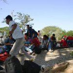 Rescatan a 77 salvadoreños secuestrados en México