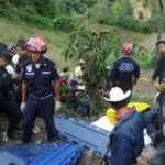 Seis muertos deja accidente aéreo en Guatemala