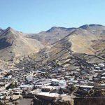 Poblado de Colquechaca, ubicado a 333 kilómetros al suroeste de La Paz, Bolivia. Foto tomada de internet