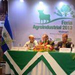 La firma realizó ayer su Feria Agroindustrial 2013, en la que invitó a muchos de sus proveedores. foto edh / Mauricio Cáceres