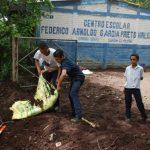 Comunidades temen a más deslaves en volcán