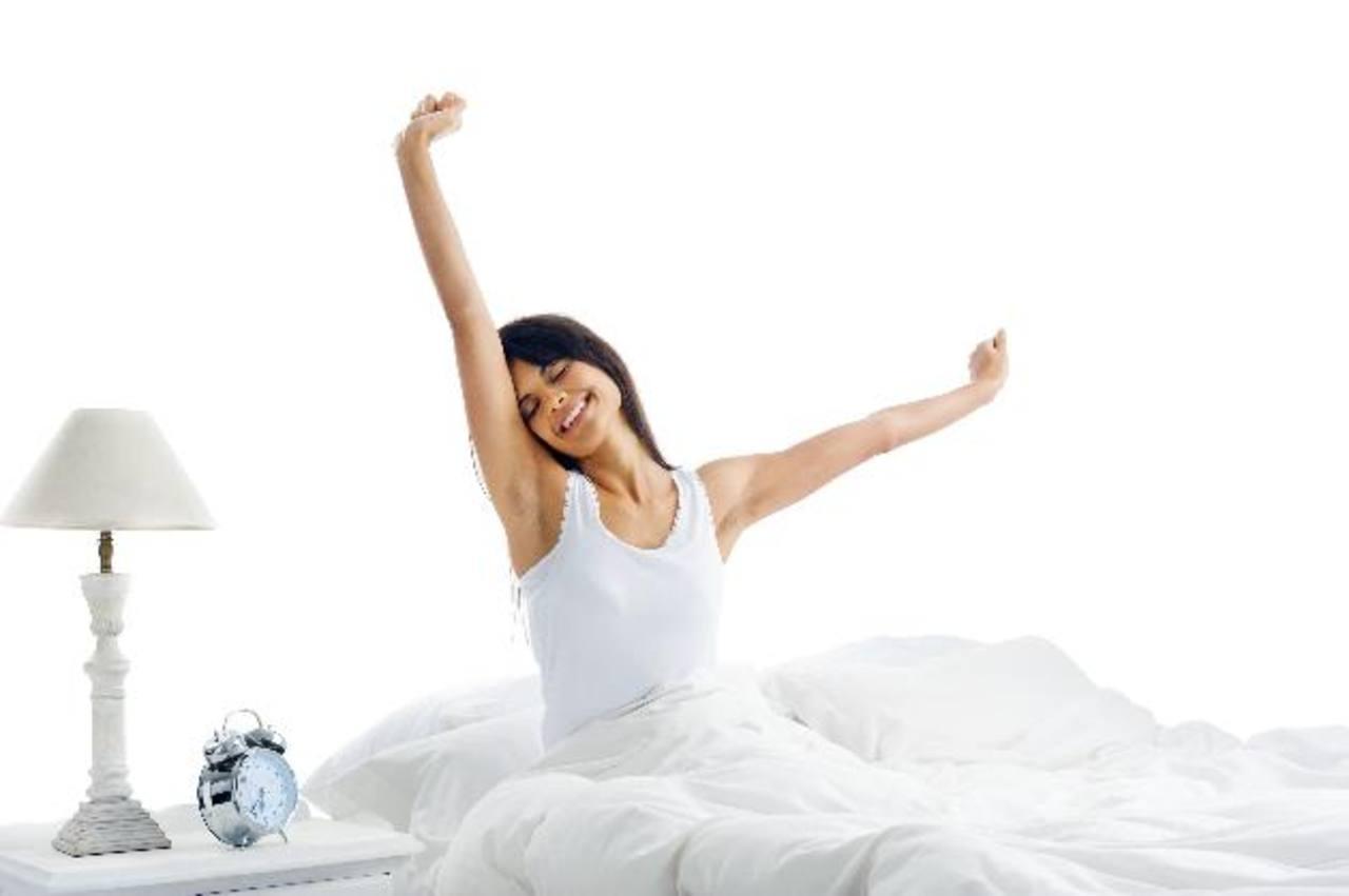 Duerma bien y bajará de peso