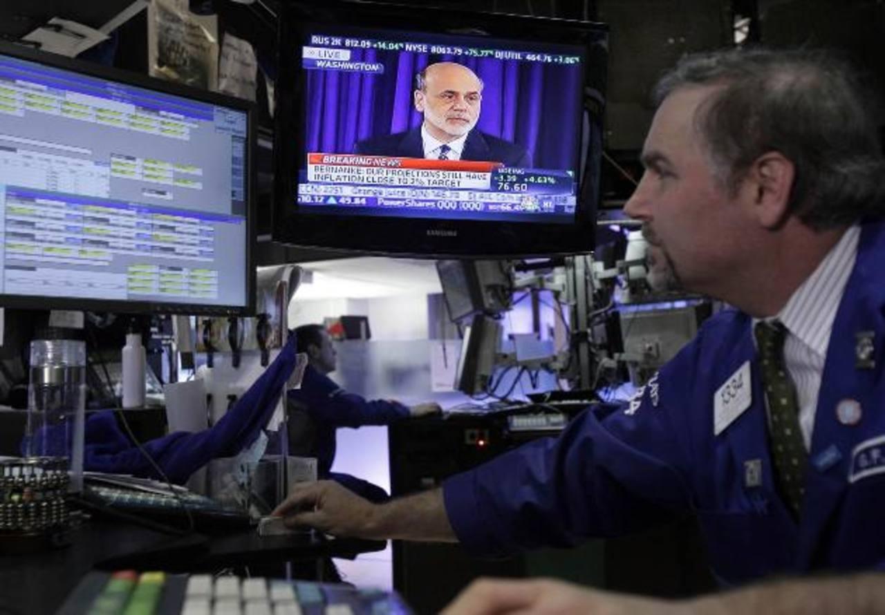 Los incentivos de la Reserva Federal de EE. UU., que dirige Ben Bernanke, están bajo la lupa de los inversionistas. Foto edh /ArchivoLas remesas aportan buena parte del PIB en Guatemala.