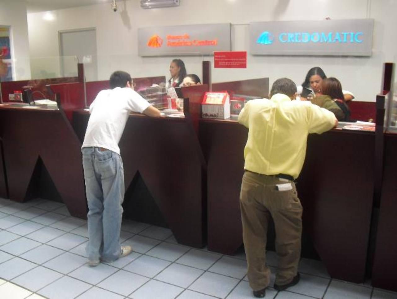 El BAC Credomatic está presente en Centroamérica y México. Foto EDH /archivo