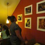 La exposición estará abierta al público hasta el sábado 13 de julio. Fotos EDH / Mauricio Guevara