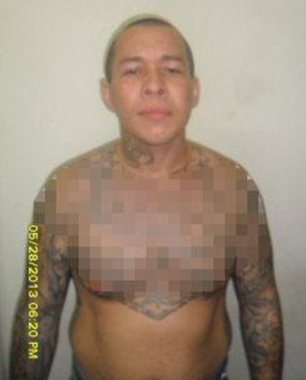 Iván Giovanni Ramos Hernández, de 32 años. foto edh/ El Nuevo Diario
