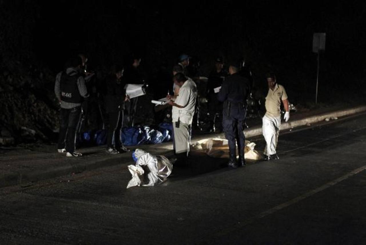La violencia en Honduras sigue imparable.