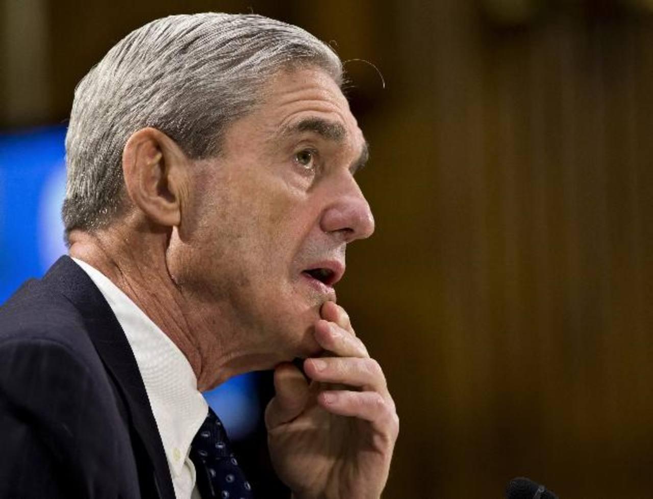 El director del FBI, Robert Mueller.