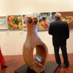 La pintura y la escultura del arte salvadoreño se conjugan en la muestra que presenta el Museo Forma.