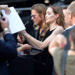 Fotos: Angelina Jolie reaparece en público