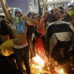 Manifestantes toman de nuevo las calles en Brasil