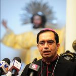 El arzobispo capitalino dijo que su ausencia en las últimas tres semanas fue por razones de salud.