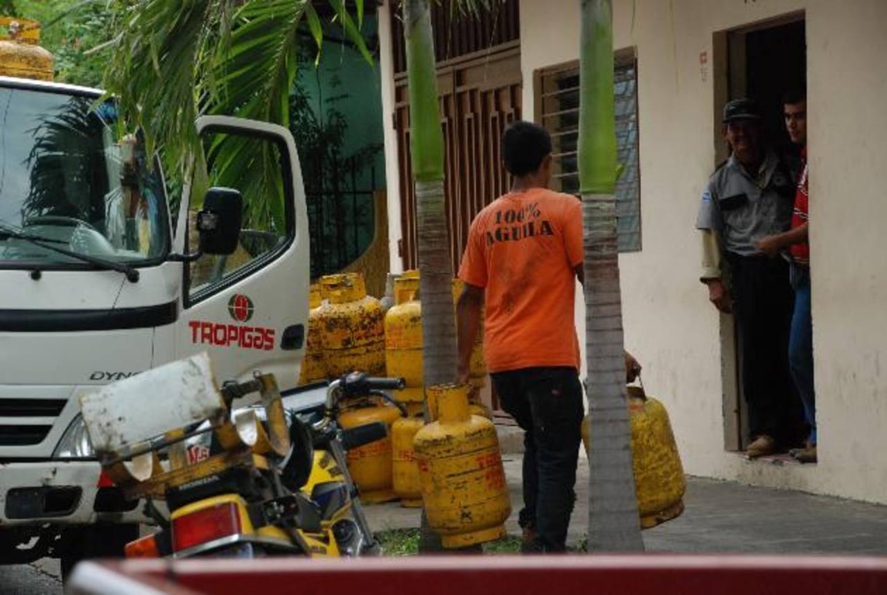 En San Miguel el servicio es irregular. foto edh /lucinda quintanilla