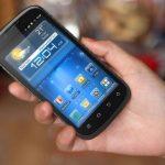 ZTE se ha alejado de la venta de teléfonos baratos. foto EDH