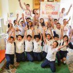 Se prevé el involucramiento de 8,000 jóvenes y 1,500 padres, maestros y miembros de la comunidad.