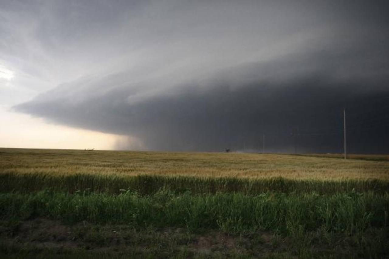 Los tornados son fenómenos naturales de una fuerza imprevisible.