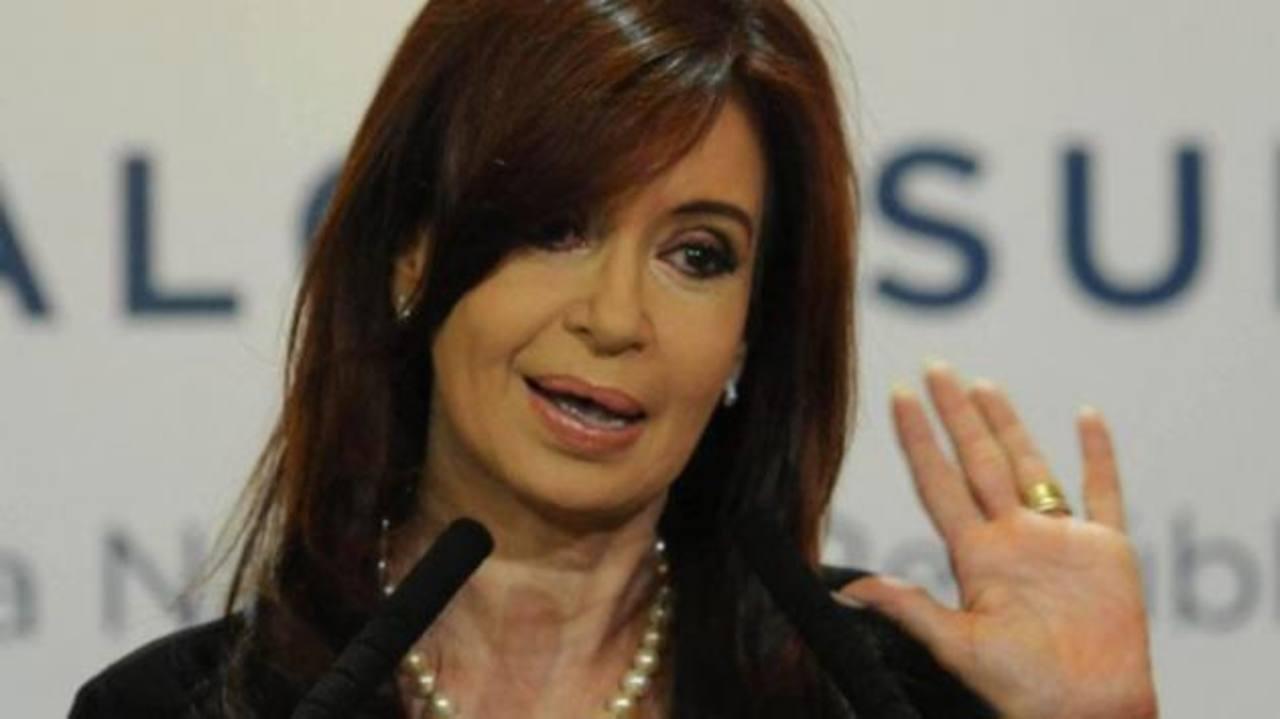 El revés para la presidenta Cristina Fernández le corta el paso a una posible reforma Constitucional. foto edh / archivo