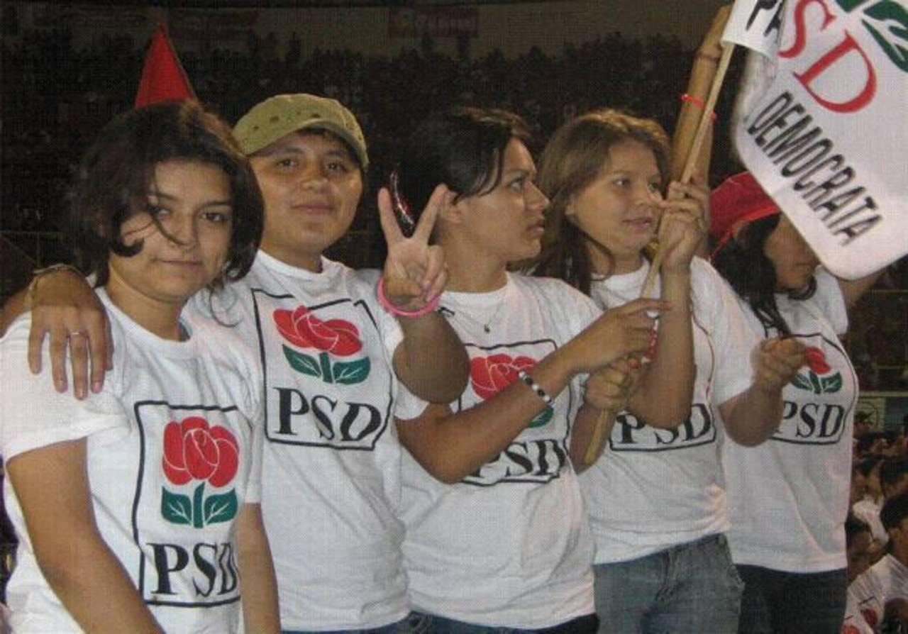 El PSD está a la espera de que el Tribunal Supremo Electoral avale su directorio.