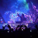Paul van Dyk fue ovacionado desde que salió al escenario. Las luces y el ritmo se combinaron en una gran noche.